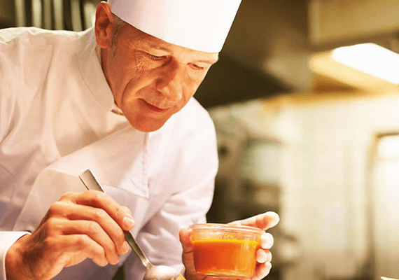 chef essential fettabscheider